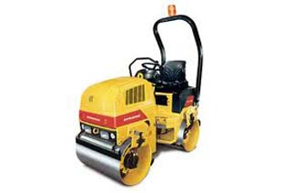 Twin Drum Roller Hire Melbourne