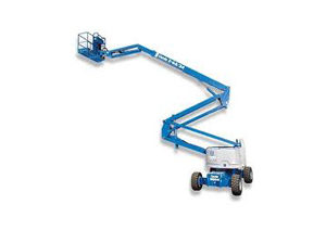 60' Knuckle Boom Hire Melbourne