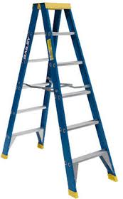 6' Step Ladder Hire Melbourne. BAYCITY RENTALS