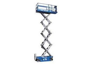 Scissor Lift Hire Frankston