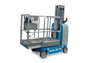 Gr20 man lift hire melbourne
