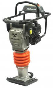 Tamper Rammer Hire