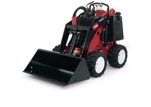 Dingo Mini Loader Hire Melbourne